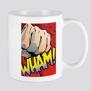 Wham Red Mugs