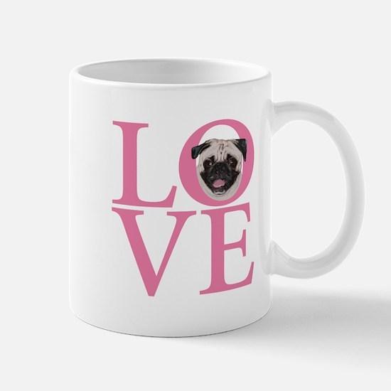 Love Pug - Mug