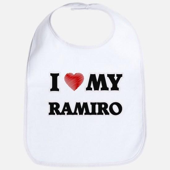 I love my Ramiro Bib