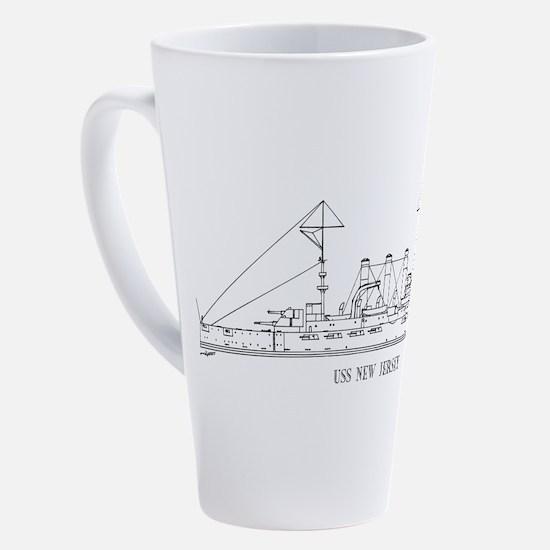 Cute New 17 oz Latte Mug