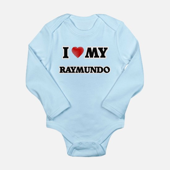 I love my Raymundo Body Suit