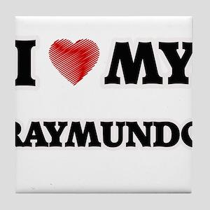 I love my Raymundo Tile Coaster