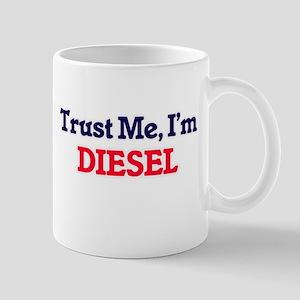 Trust Me, I'm Diesel Mugs