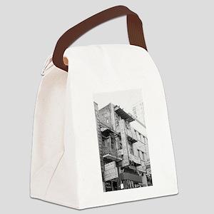 Sam Wo Restaurant Canvas Lunch Bag