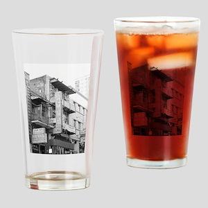 Sam Wo Restaurant Drinking Glass