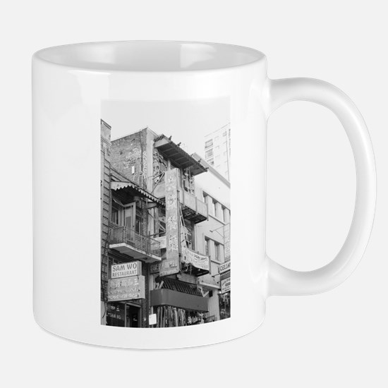 Sam Wo Restaurant Mugs
