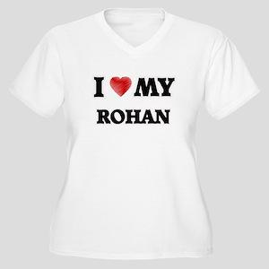 I love my Rohan Plus Size T-Shirt