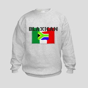 blaxicans Kids Sweatshirt