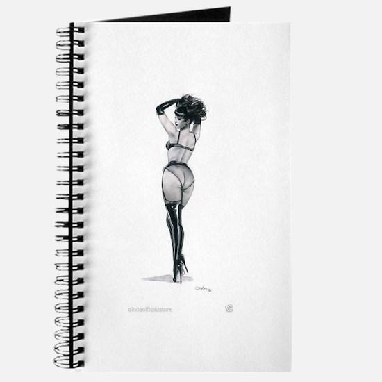 Bettie page Journal