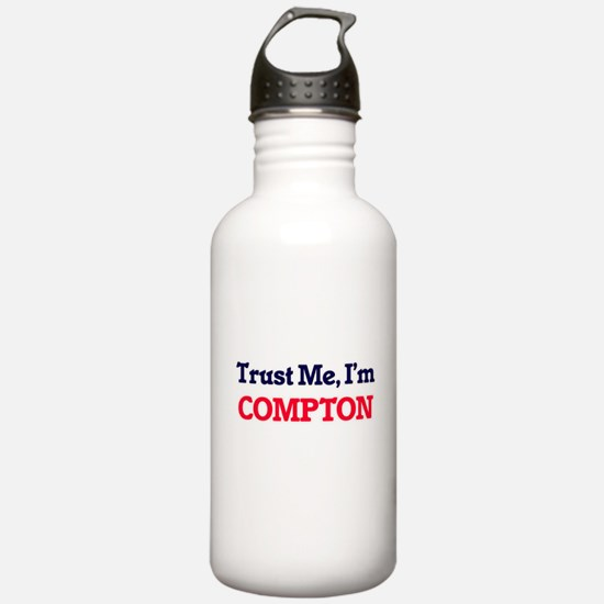 Trust Me, I'm Compton Water Bottle