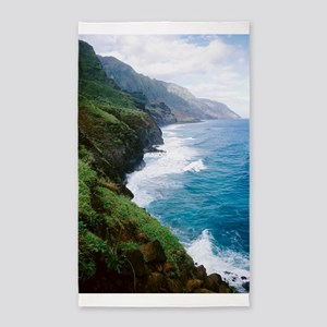 Na Pali Coast Area Rug
