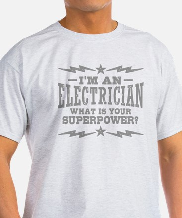 Funny Electrician T-Shirt