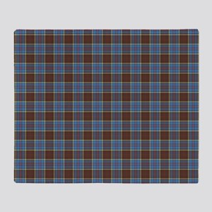Anderson Tartan Throw Blanket