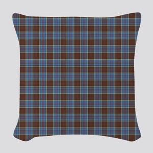 Anderson Tartan Woven Throw Pillow