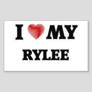 I love my Rylee Sticker