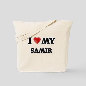 I love my Samir Tote Bag