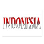 Indonesia Postcards (Package of 8)
