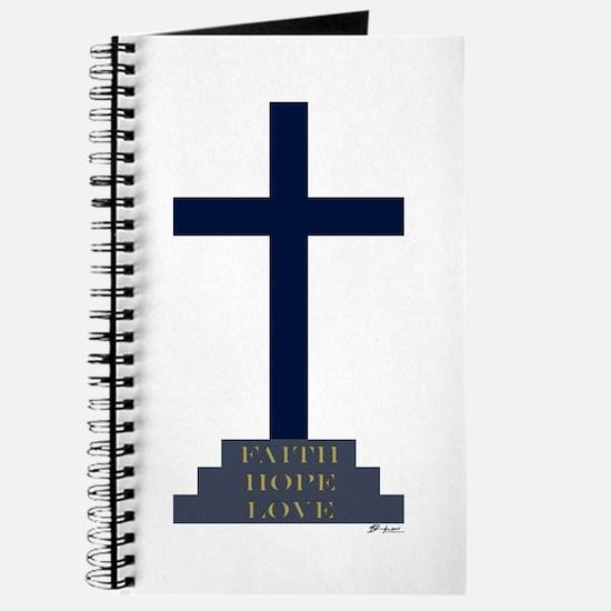 Calvary Cross Journal