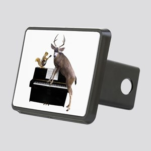 Deer Piano Hitch Cover