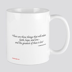 Calvary Cross w/ Scripture Mug