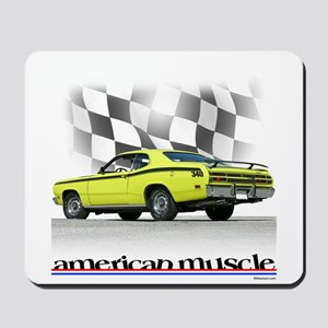 Duster Muscle Mousepad