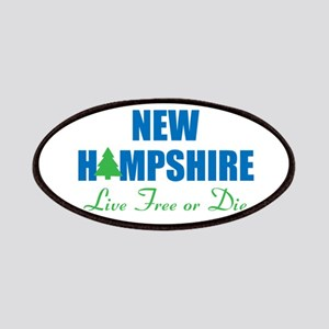 NEW HAMPSHIRE - LIVE FREE OR DIE Patch