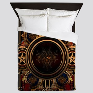Jack of Fools Queen Duvet