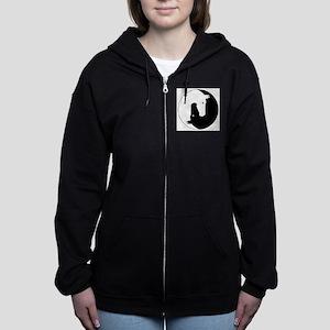 horse yin yang Sweatshirt