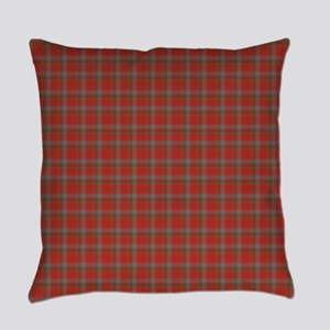 Robertson Weathered Tartan Everyday Pillow