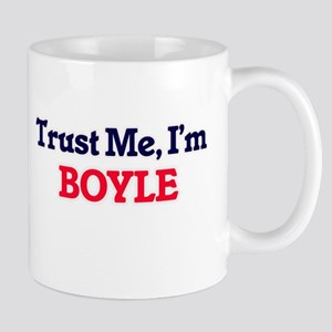 Trust Me, I'm Boyle Mugs