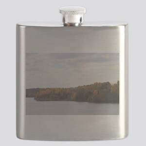 A Beautiful Picture Black Hill Regional Park Flask
