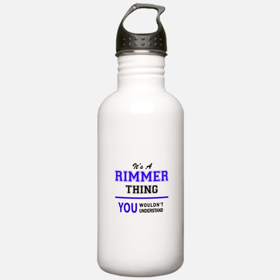 It's RIMMER thing, you Water Bottle