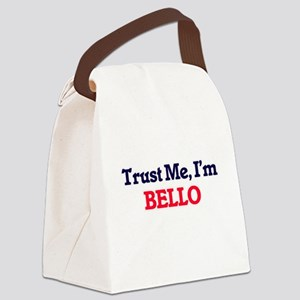 Trust Me, I'm Bello Canvas Lunch Bag