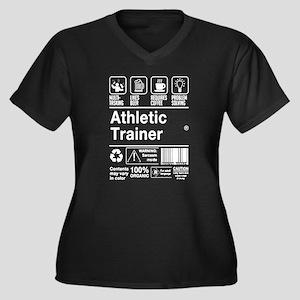 Athletic Trainer Shirt Plus Size T-Shirt