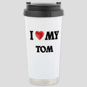 I love my Tom Stainless Steel Travel Mug