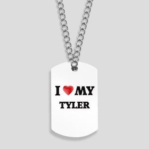 I love my Tyler Dog Tags