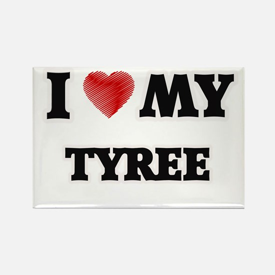 I love my Tyree Magnets