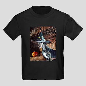 All Hallow's Eve Kids Dark T-Shirt