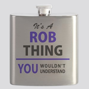 It's ROB thing, you wouldn't understand Flask