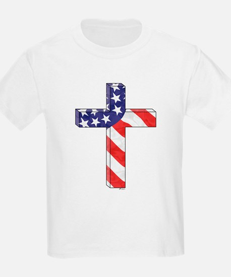 Freedom Cross Kids T-Shirt