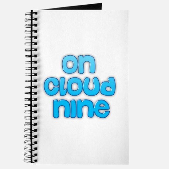 On cloud nine Journal