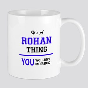 It's ROHAN thing, you wouldn't understand Mugs