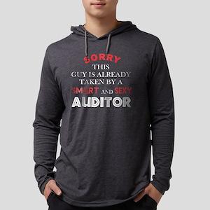 Auditor Long Sleeve T-Shirt