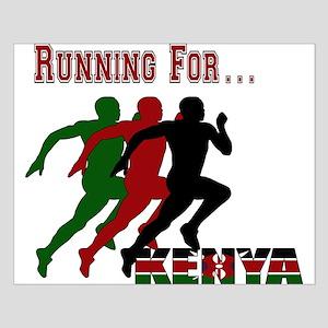 Kenya Running Posters