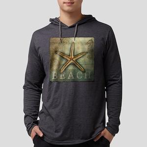 Starfish, Sand Dollar & Seahor Long Sleeve T-Shirt