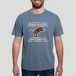 beaver humor gifts T-Shirt