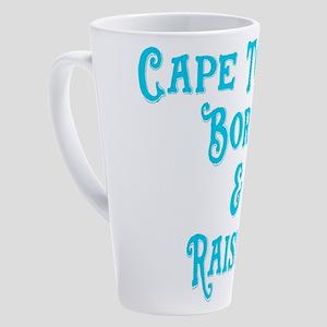 Cape Town! 17 oz Latte Mug