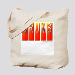 Drums : Tote Bag