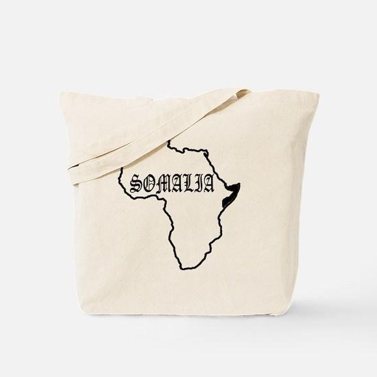 Cute Somalia Tote Bag