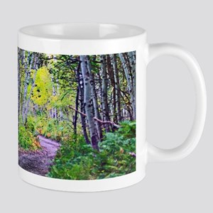 Mountain Aspens Mug